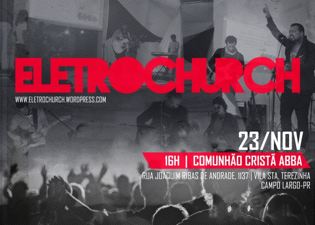 cartaz-eletrochurch-abba-campo-largo